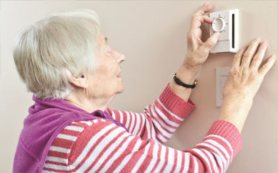 How can pensioners benefit from a Boiler Grant?